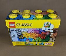 LEGO Classic Large Creative Brick Box 10698 Ideas *New Sealed* 790 pcs ages 4-99