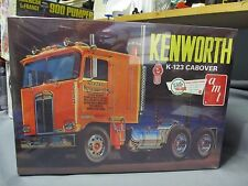 AMT #687 Kenworth cabover kit.  Cummins.  1/25th scale.