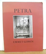 Petra - In the Hashemite Kingdom of Jordan by Emmet Gowin 1986