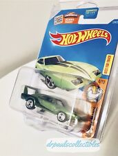 Hot Wheels '69 DODGE CHARGER DAYTONA  2016 Super Treasure Hunt W/Card Protector