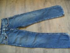 TRUE RELIGION coole Jeans Boys Bobby Super T Gr. 12 J TOP RC517