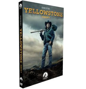 Yellowstone : Season 3  Complete Season Three[DVD] New AU