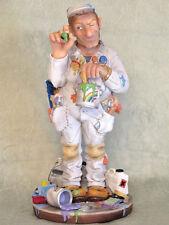 Profisti - Maler Painter XL Skulptur Figur 20613Q