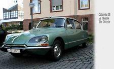 Postkarte Oldtimer  >  Citroën  DS <