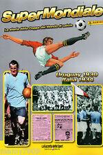 SUPERMONDIALE=URUGUAY 1930/ITALIA 1934=COPPA DEL MONDO DI CALCIO=ITALIA DUE VOLT
