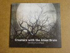 CD / CREATURE WITH THE ATOM BRAIN - TRANSYLVANIA