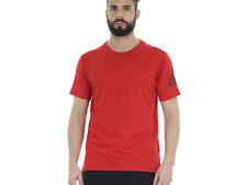 Abbigliamento da uomo rossi marca adidas per palestra , fitness , corsa e yoga m