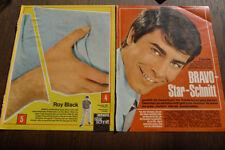 ROY BLACK...BRAVO BLATT 1966...STARSCNITT