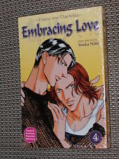 Embracing Love (Haru wo Daiteita) Yaoi Manga #4- Youka Nitta- be Beautiful- NEW