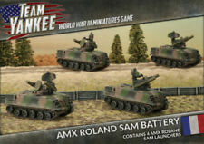 Team Yankee - AMX Roland SAM Battery (TFBX06) Flames of War - New / Sealed