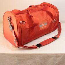 VTG Ralph Lauren Polo Sport Duffle Bag Orange 90s Uncommon / Rare