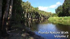 Florida Nature Walk Vol 2 - Treadmill Walk Scenery Dvd Video Exercise Fitness