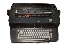 Ibm Selectric Ii Correcting Typewriter Black Working