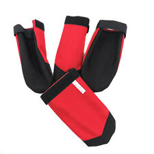Doggiduds Dog Paw Booties XL Protection for Ice Snow Chemicals Set of 4