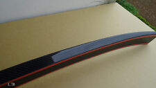 Carbon Process Roof Spoiler for BMW F10 5 Series 3D Type Sedan 2010-2016