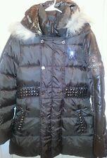 Women Rocawear Puffer Jacket size large NWT