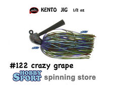 MOLIX KENTO JIG 1/2 OZ COLORE 122 CRAZY GRAPE