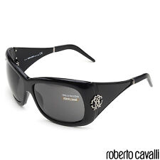 ROBERTO CAVALLI Made in Italy Brand New Sunglasses w/ Genuine Crystals 5.5""