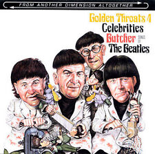 Golden Throats, Vol. 4: Celebrities Butcher Songs of Beatles by Various Arti, CD