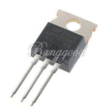 1 Pc IRFZ44N IRFZ44 N-Channel 49A 55V Transistor MOSFET Component TO-220 power