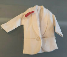 Vintage Barbie Ken Clone Doll White Tuxedo Suit Jacket Red Satin Bow Tie Lot