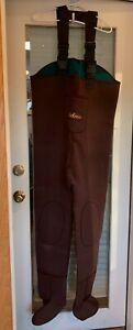 LACROSSE WADERS ~ SIZE XL ~ FISHING HUNTING BRUSH SWAMP ~ GENTLY USED