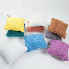 Plush Cushion Covers Fluffy Soft Throw Pillow Cases Faux Feather Down Home Decor