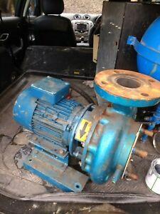 Pullen Pumps Electric Motor Industrial Water Pump C65L