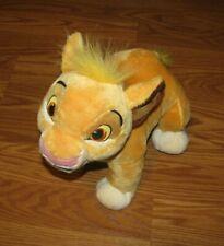 "Walt Disney The Lion King Simba 12"" Medium Stuffed Animal Plush Doll Collection"