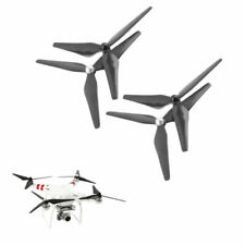 4PCs Carbon Fiber 9450 Propeller CW/CCW 3-Blade Prop DJI Phantom 1 2 3 Vision