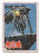 1966 Batman Red Bat (10A) Cycling Crusader