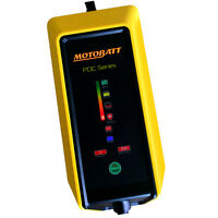 Motobatt Fat Boy Lithium Motorbike Motorcycle Scooter Battery Charger Maintainer