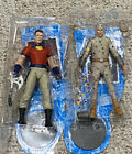 Mcfarlans DC suicide squad Polka dot man and peacemaker unmasked lot