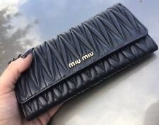 Brand New, Authentic Miu Miu Wallet