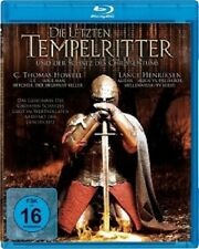HOWELL/HENRIKSEN/+ - DIE LETZTEN TEMPELRITTER  BLU-RAY ABENTEUER/ACTION NEU