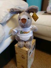 "BNIB Skippy the Bush Kangaroo Soft Toy Go Skippy Insurance 10"" new with tags."