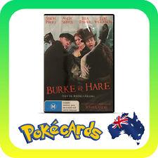 Burke & Hare Bill Bailey Tom Wilkinson DVD NEW & SEALED  R4