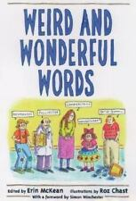 Weird and Wonderful Words (Hardback or Cased Book)