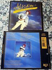 ALISHA Nightwalkin' 1987 RARE CD Into My Secret Do You Dream About Me Mannequin