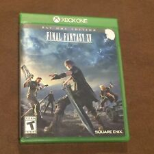 Microsoft XBox 1 One Video Game Final Fantasy XV Day One Edition Rated T NICE