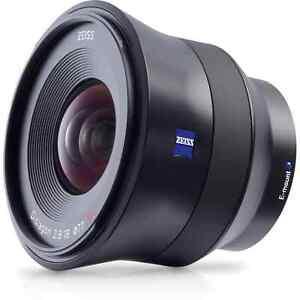 ZEISS - BATIS 18mm f/2.8 - Sony FE