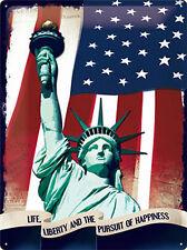 Nostalgic Art - Blechschild 30 X 40 Cm – Statue Of Liberty