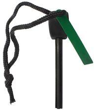 Thick SOPRAVVIVENZA OUTDOOR MAGNESIO Flint Stone Fire starter lighter KIT