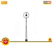 Brawa 84027 LED-Gittermastleuchte Stecksockel ++ NEU in OVP