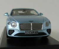 BENTLEY Continental GT 2018 SILVERLAKE 1/43 Norev 270321