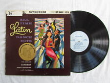 All Time Latin Dance Hits,Orchestra Del Oro,Vinyl lp,Direct