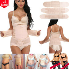 3 in 1 Postpartum Support - Recovery Belly/Waist/Pelvis Belt Postnatal Shaper Us