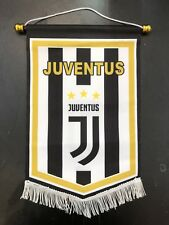 Juventus FC Pennant (36x 24cm) SoccerClub Hang Flag Great For Bar / Home /Office