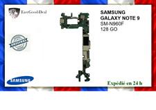 CARTE MERE SAMSUNG GALAXY NOTE 9 SM-N960F 128 Go DÉBLOQUER TOUT OPÉRATEUR
