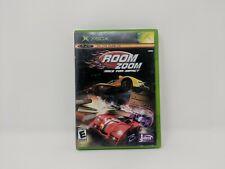 * ENVÍO GRATUITO * Habitación Zoom carrera por impacto para Xbox en en muy buena condición condtion W Manual Usado
